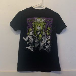 The Nightmare Before Christmas Tee Size S